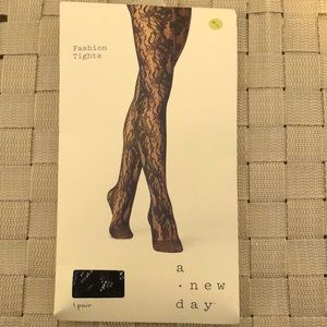 Fashion tights. Great for special occasion.